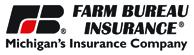 Farm Bureau f Michigan Logo